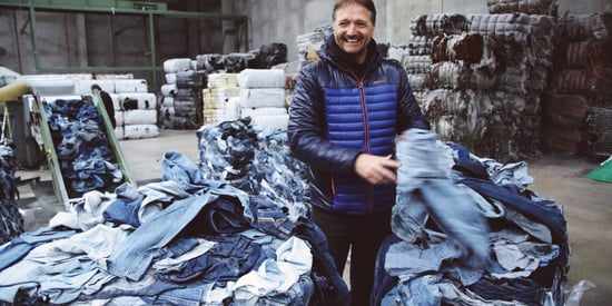 Why This Company Wants You To Fall In Love With People's Old Jeans