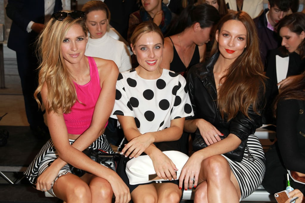 Nikki Phillips, Casey Burgess and Ricki-Lee Coulter — Day 2