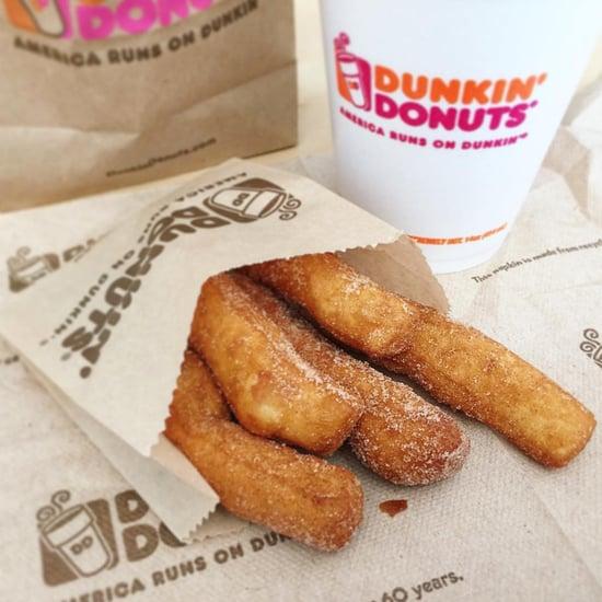 Dunkin Donuts Donut Fries
