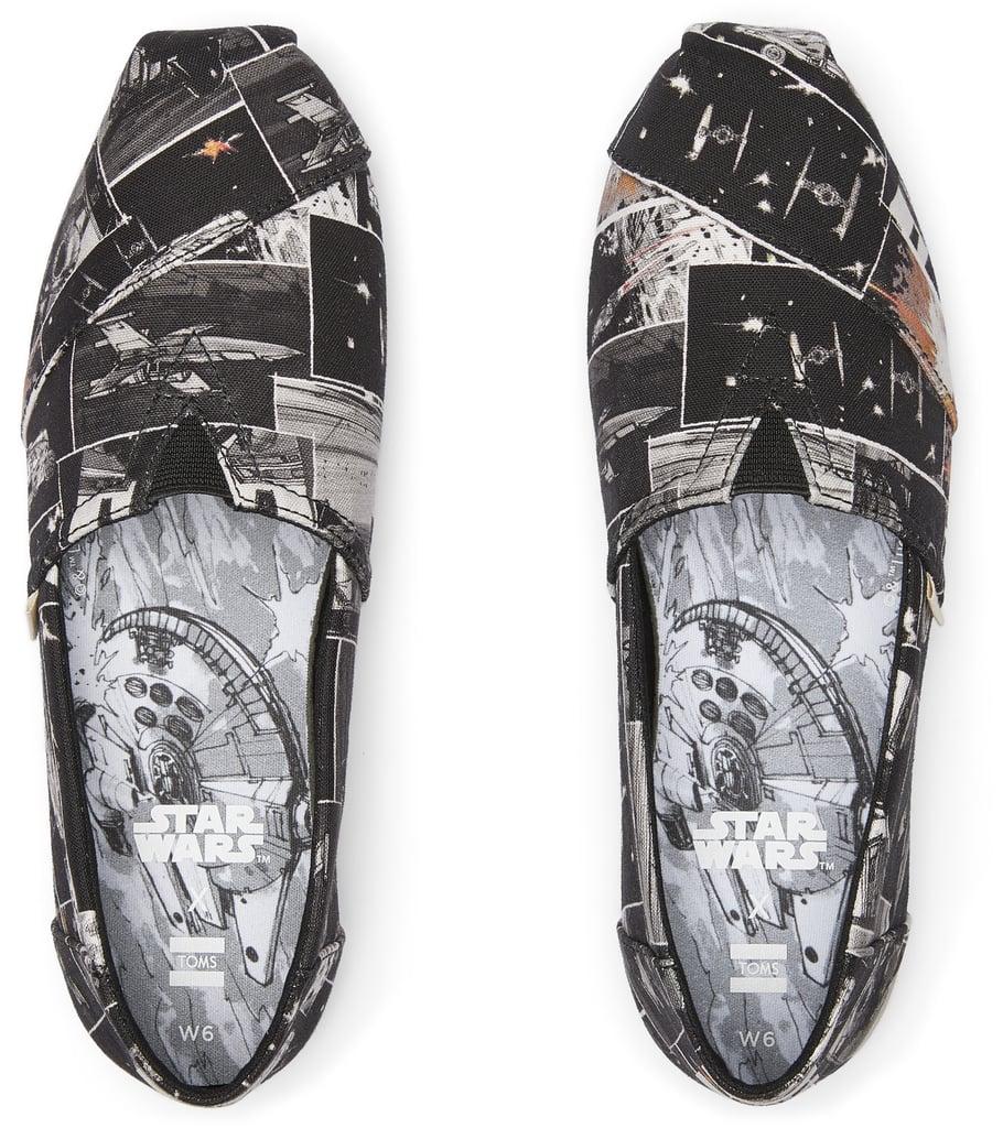 Star Wars TOMS Shoes 2019 | POPSUGAR Smart Living