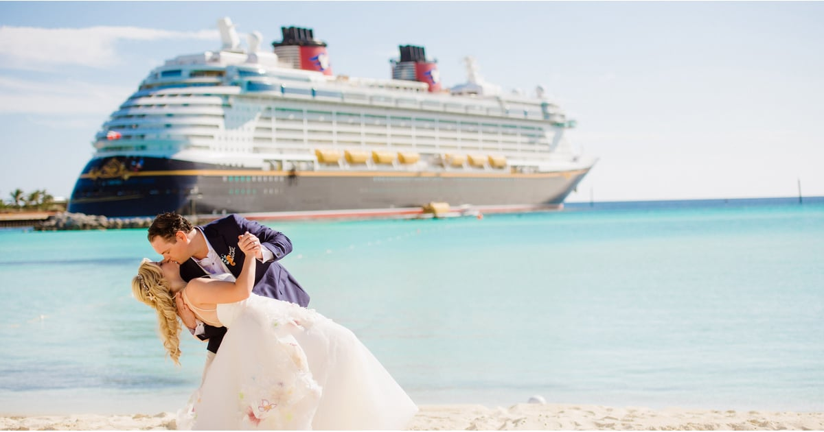 This Disney Cruise Wedding Might Just Be the Most Beautiful Thing We've Ever Seen