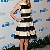 Earlier in Her Career, Taylor's Heels Were More Practical