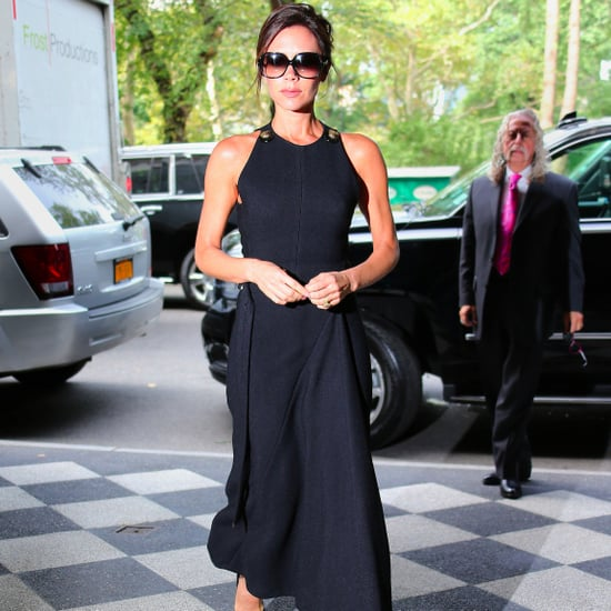Victoria Beckham's Best Black Dresses