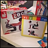 Janod's Yoga Zoo cards look like a lot of fun!