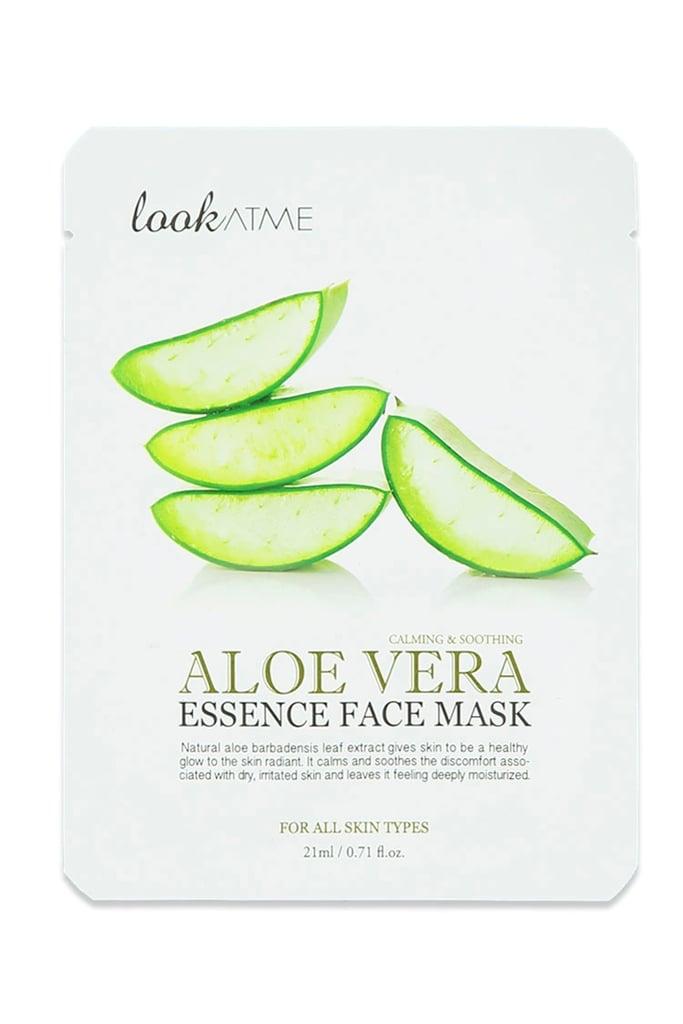 Aloe Vera Essence Face Mask ($2)