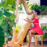 <div>This Harpist's Songs Are So Heavenly, She Was Scouted to Perform at the Grammys</div>