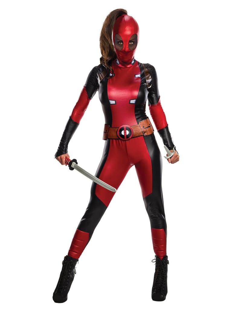 Marvel Deadpool Costume