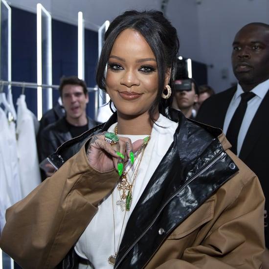 Rihanna's Best Nail Looks