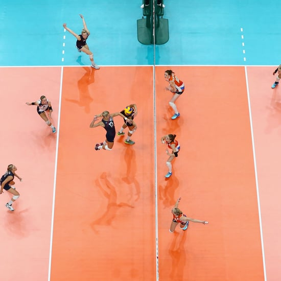 How Olympic Volleyball Is Scored