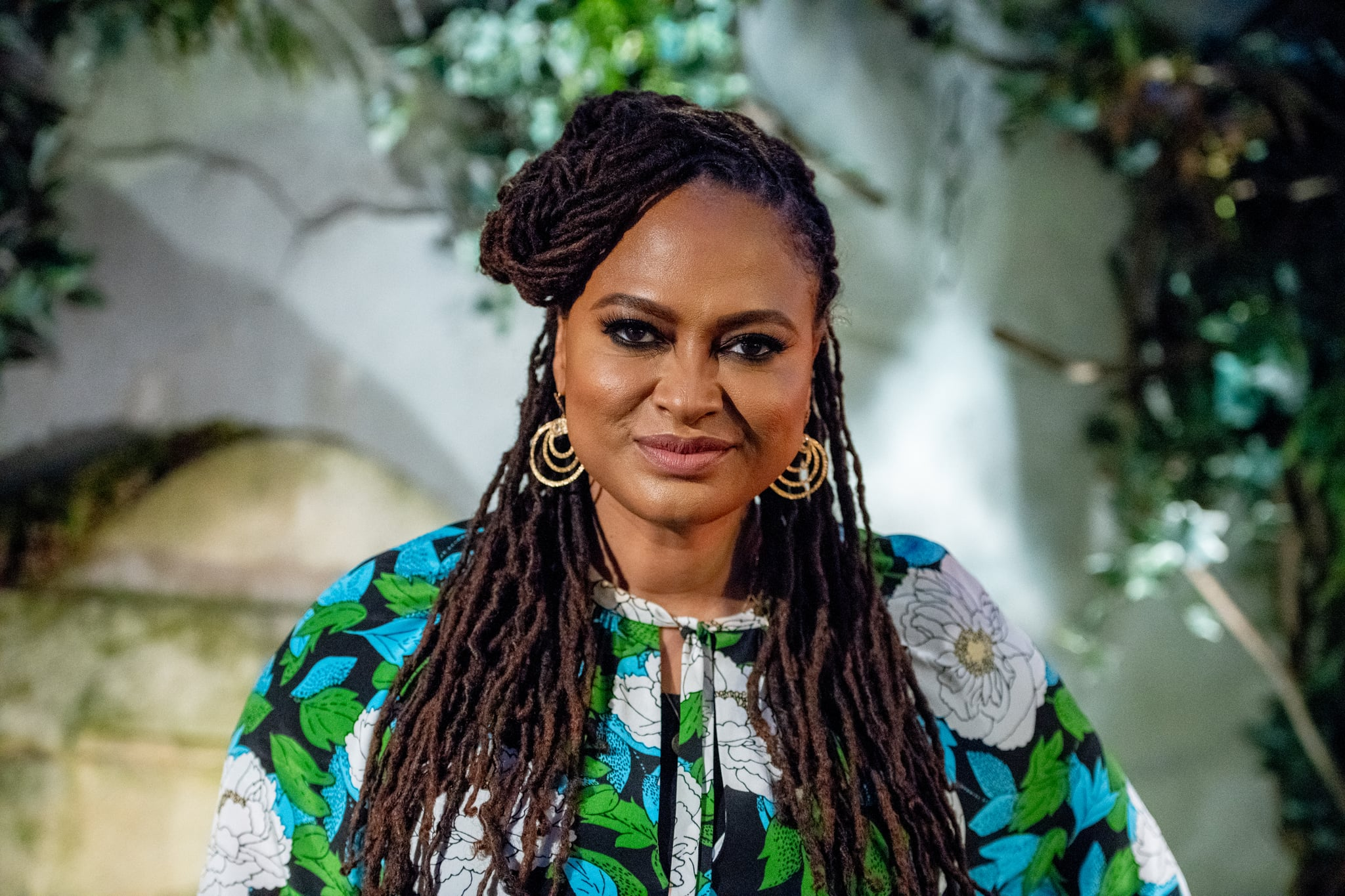 NEW YORK, NY - MAY 20:  Ava DuVernay  attends The Cinema Society with OWN host the 'Queen Sugar' garden cocktail party at Laduree Soho on May 20, 2018 in New York City.  (Photo by Roy Rochlin/Getty Images)