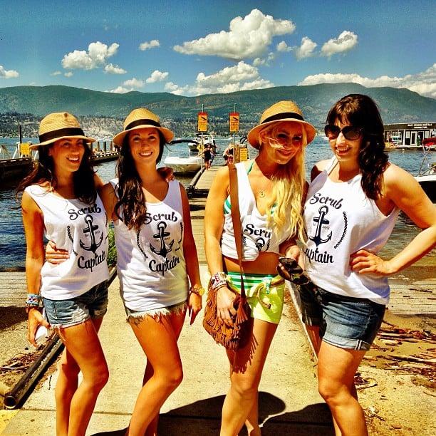 4. The Girls: