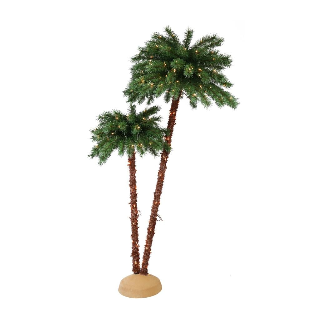 Home Depot Is Selling Christmas Palm Trees