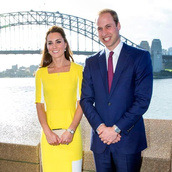 Kate Middleton Outfits on Royal Tour 2014 | Video