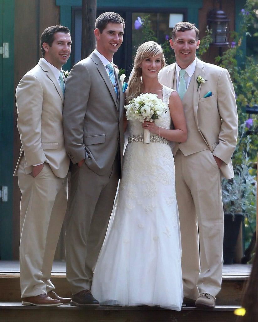 Spring Celebrity Wedding Pictures | POPSUGAR Celebrity