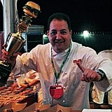 Burger and Barrel Chef Josh Capon