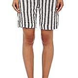 Lemlem Women's Elsabet Cuffed Shorts-Black ($210)