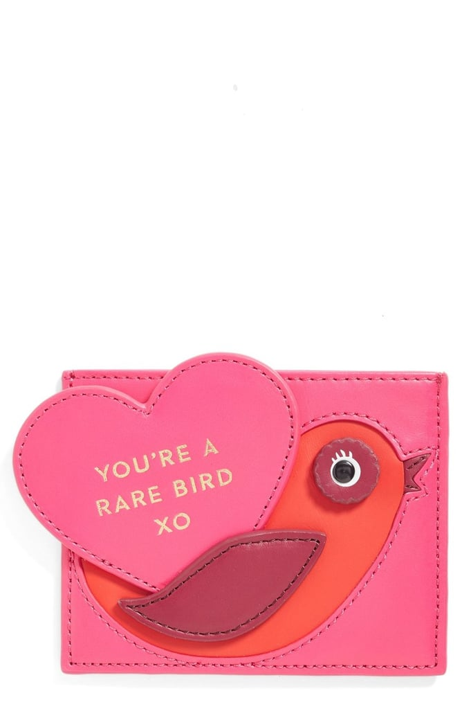 This funky card case by Kate Spade ($34, originally $68) will help mom streamline on the go.