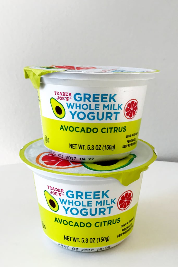 Pass: Greek Whole Milk Yogurt in Avocado Citrus ($1)