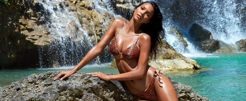 Lais Ribeiro Is One of Sports Illustrated Swim Issue's Rookies — and Her Debut Is H-O-T!