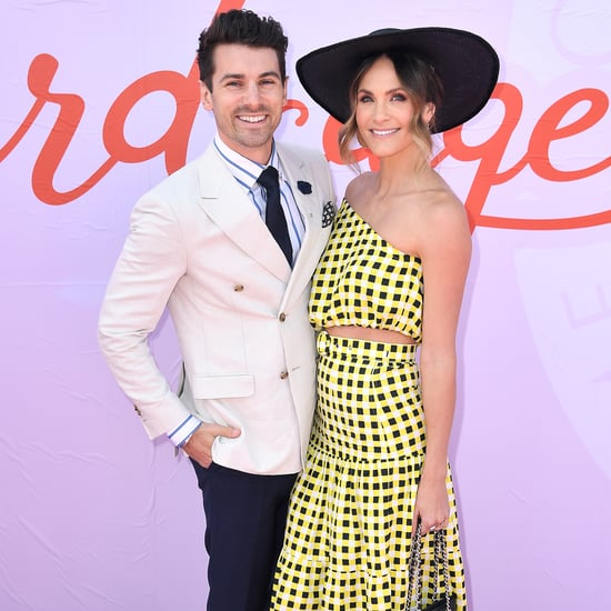 Celebrity Couples at Melbourne Cup 2019