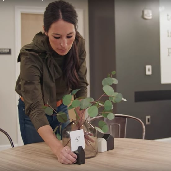 Chip and Joanna Gaines St. Judes Dining Room Makeover