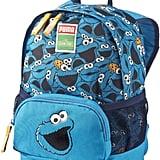 Puma Sesame Street Cookie Monster Backpack