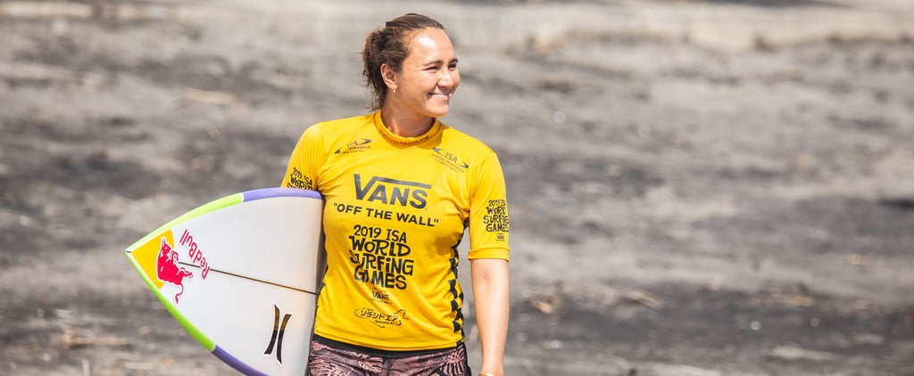 Surfer Carissa Moore on Finding Confidence in Her Body