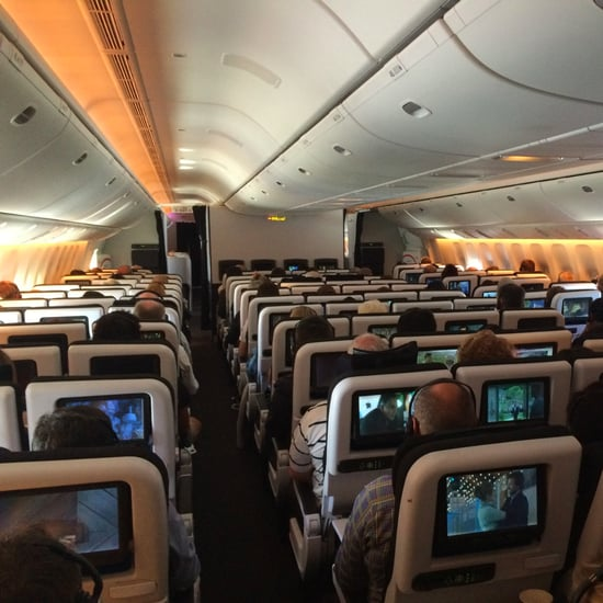 How to Make an Economy Flight More Comfortable