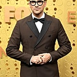 Dan Levy at the 2019 Emmys