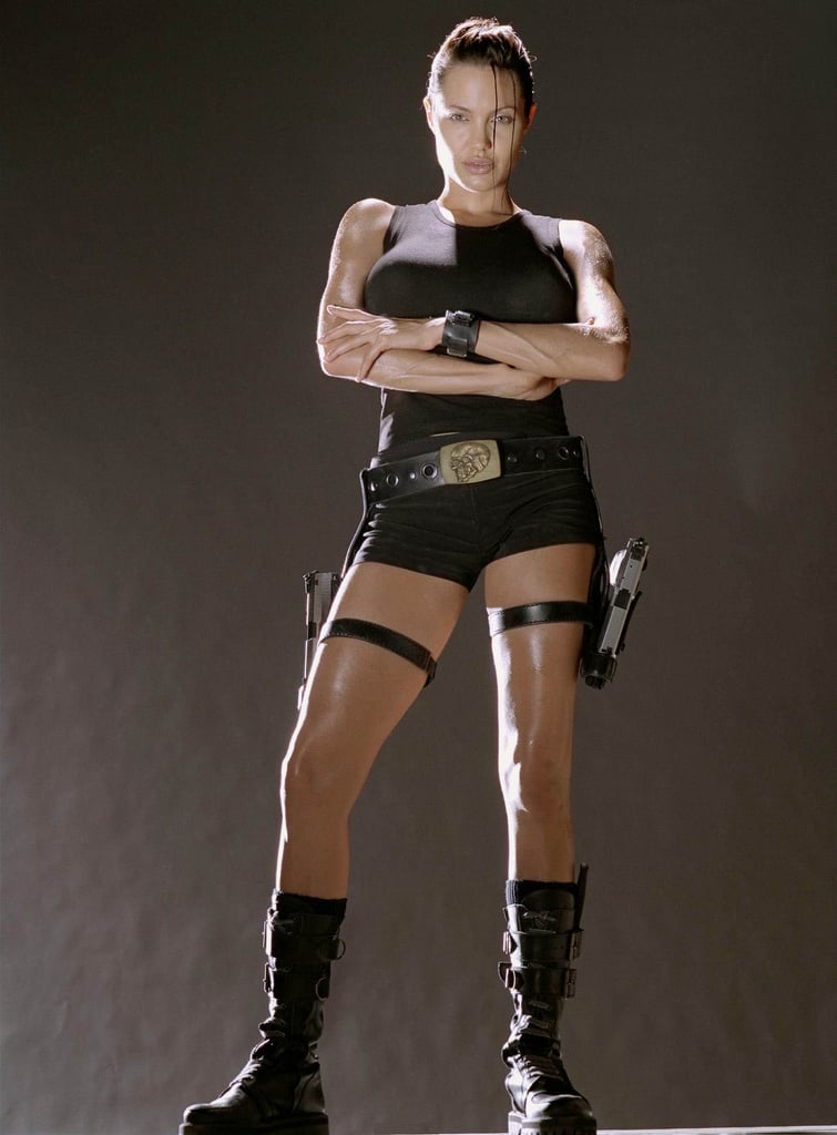 Lara Croft From Lara Croft: Tomb Raider