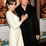 Pictures of Brad and Angelina