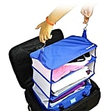 Stow-'n'-Go Portable Luggage System Suitcase Organizer