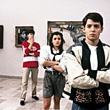 """Most quoted:  """"Life moves pretty fast. If you don't stop and look around once in a while, you could miss it."""" — Ferris  """"Bueller? Bueller?"""" — Economics teacher  """"Ferris Bueller, you're my hero."""" — Cameron"""