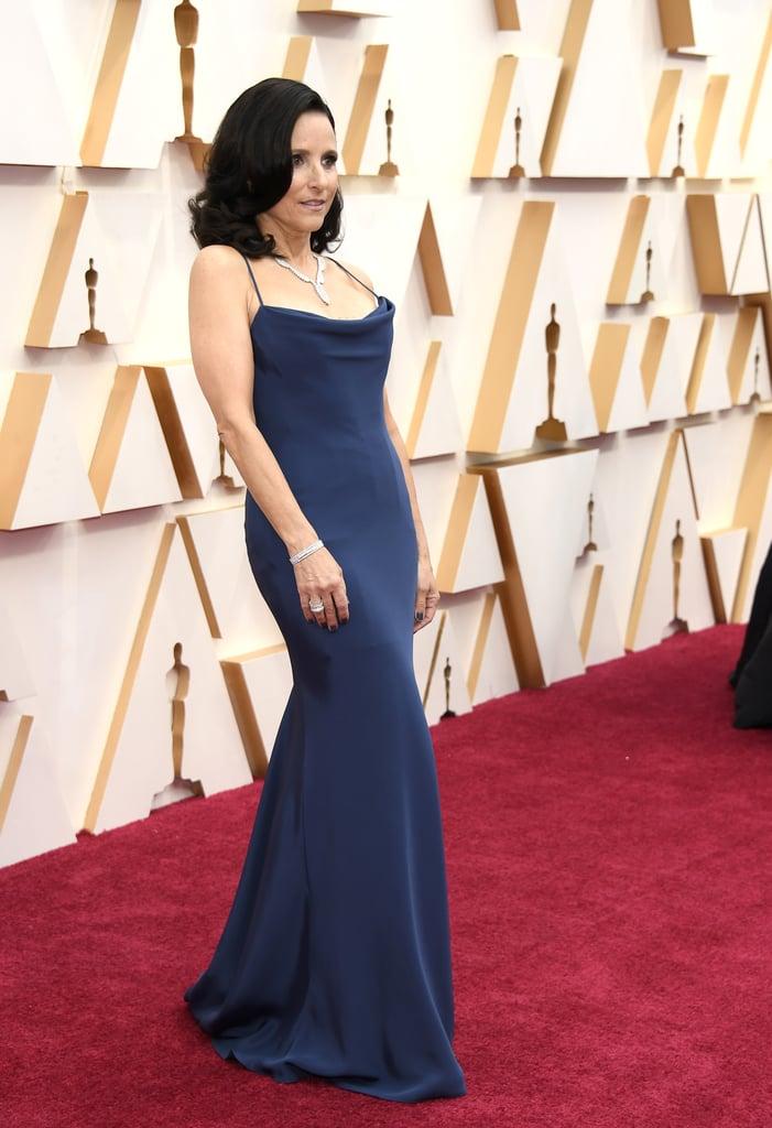 جوليا لويس دريفوس في حفل توزيع جوائز الأوسكار 2020
