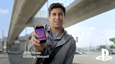 Sony Mocks Apple in PSP Ad