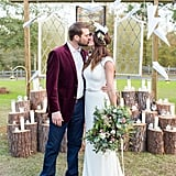 South Carolina Backyard Wedding