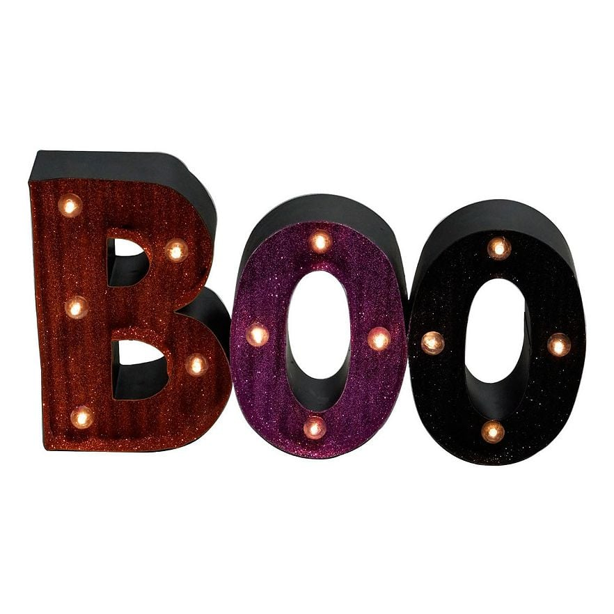 Boo Wall Decor