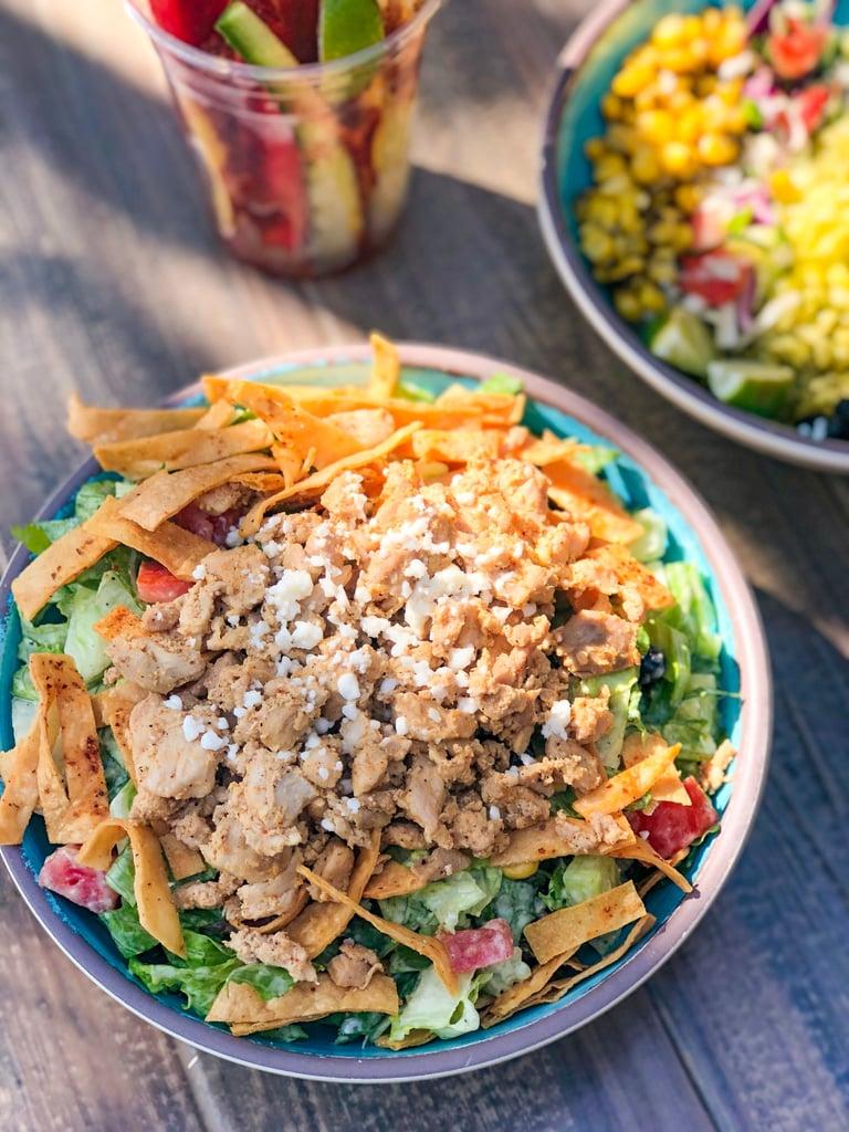 Healthy Meals at Disneyland