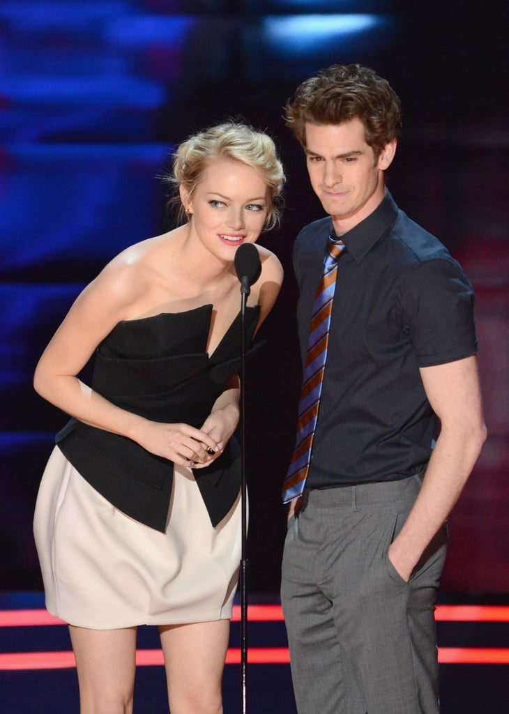 Best Comedic Chemistry: Emma Stone and Andrew Garfield