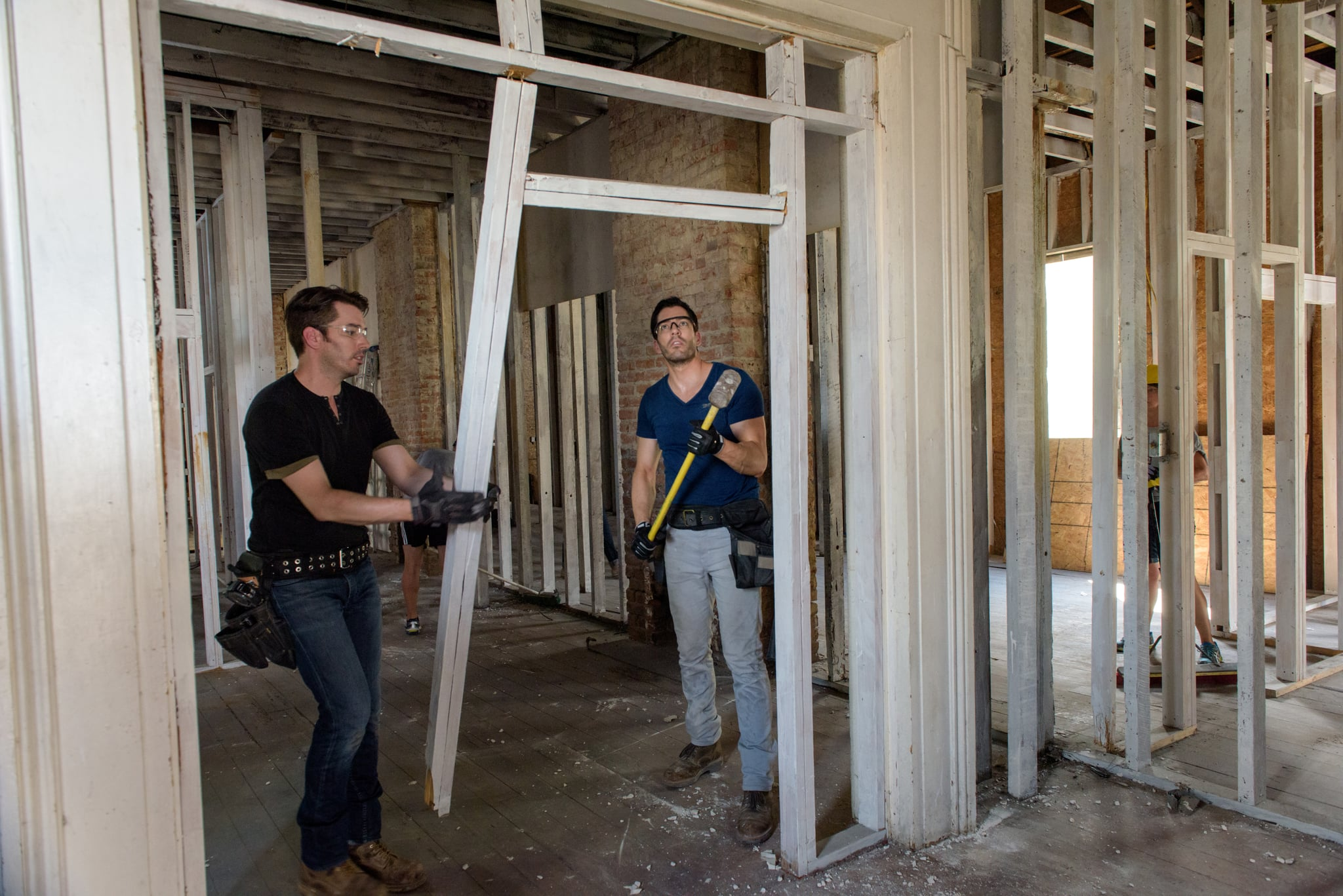 Property Brothers Take New Orleans Popsugar Home