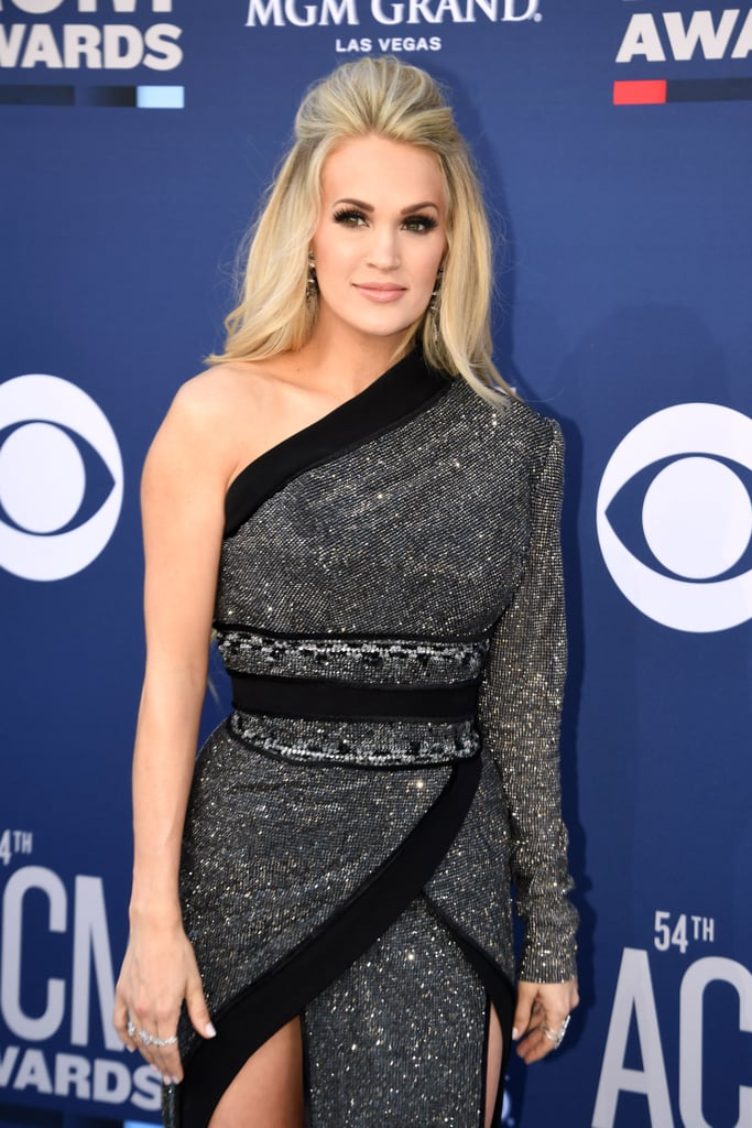 Carrie Underwood's Sultry ACM Awards Gown Makes It Hard to Focus on Anything Else