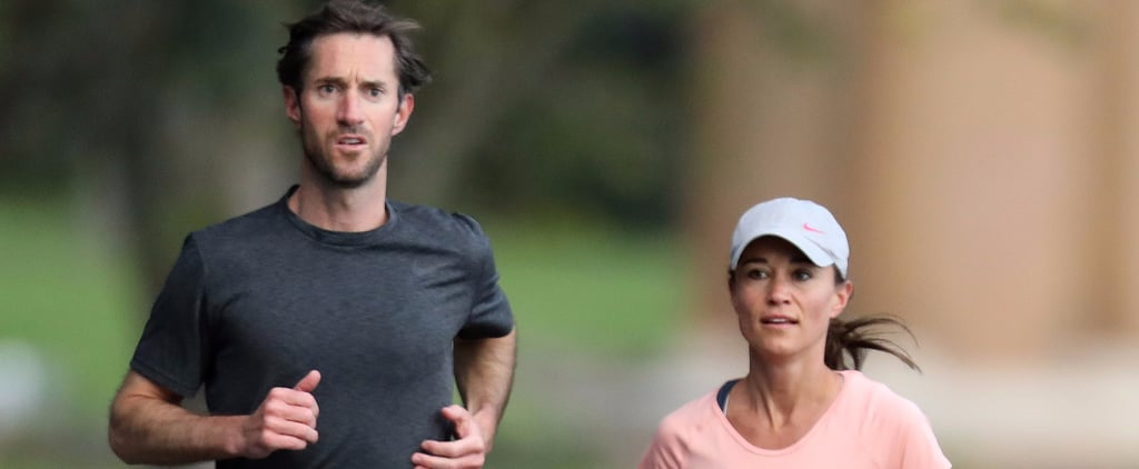 Pippa Middleton and James Matthews Work Up a Sweat on Their Honeymoon in Australia