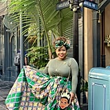 Tiana the African PRINTcess