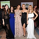 Rachel Zoe, Jessica Alba, and Jenni Kayne celebrated at the Baby2Baby Gala.