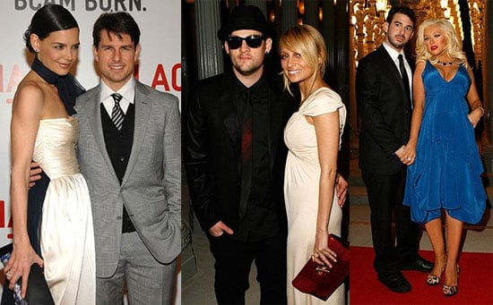 Celebrities at the opening of The Broad Contemporary Art Museum