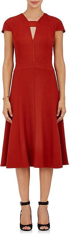 Narciso Rodriguez Cady Midi Dress