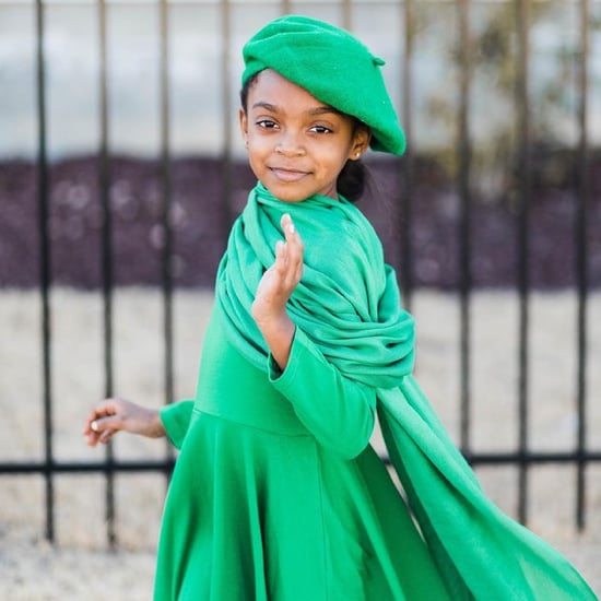 Photos of Little Girl Dressed as Black Women Trailblazers