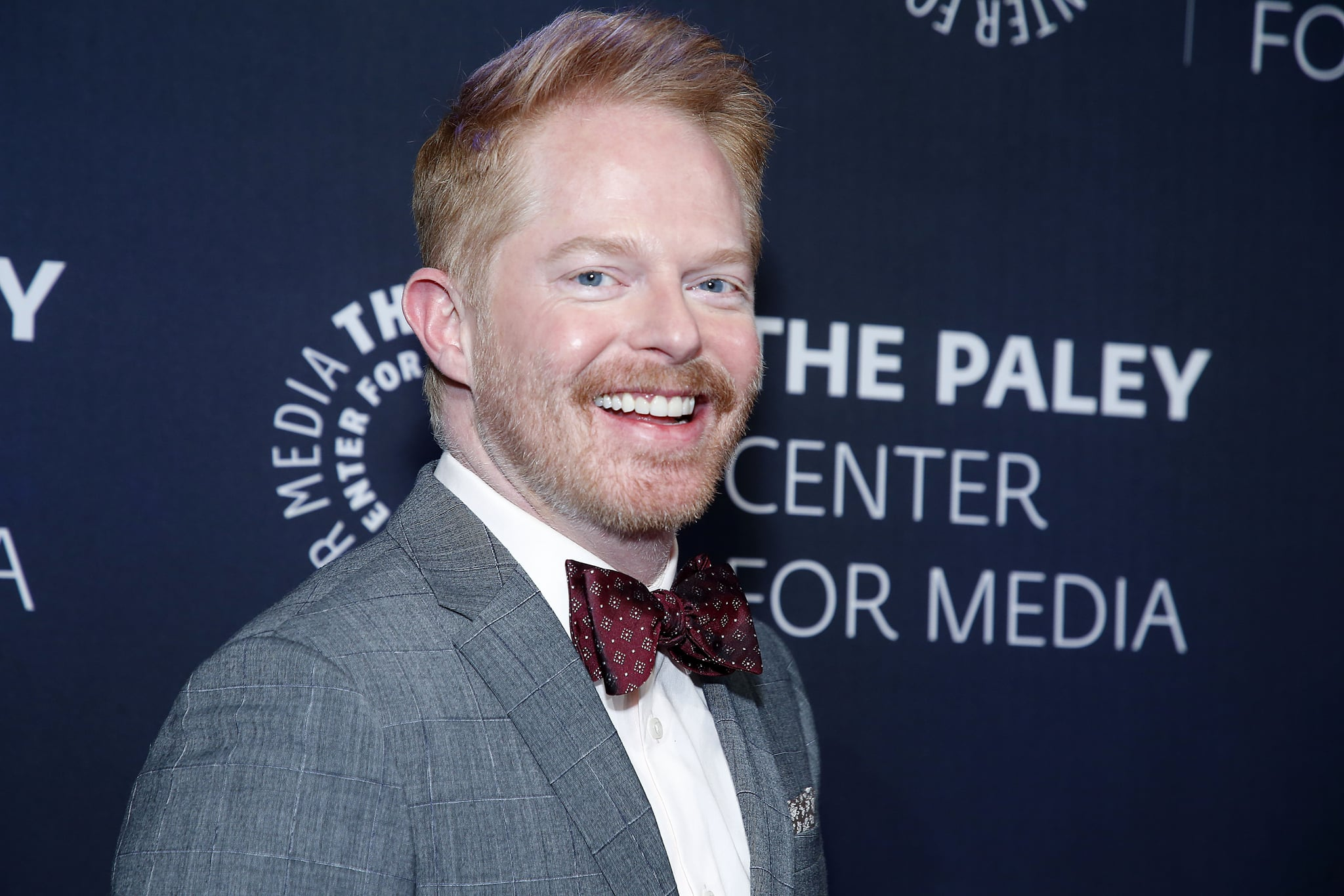 NEW YORK, NEW YORK - MAY 15: Jesse Tyler Ferguson attends The Paley Honors: A Gala Tribute To LGBTQ at The Ziegfeld Ballroom on May 15, 2019 in New York City. (Photo by John Lamparski/Getty Images)