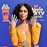 Mj Rodriguez at the MTV Movie & TV Awards