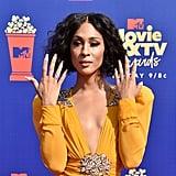 Mj Rodriguez at the MTV Movie & TV Awards